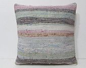 24x24 kilim pillow 24x24 bright decorative pillow euro sham cream throw pillow white pillow cover cream pillow case white cushion case 25504