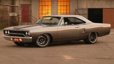 El Plymouth Road Runner GTX '70 de Toretto   Fast & Furious World