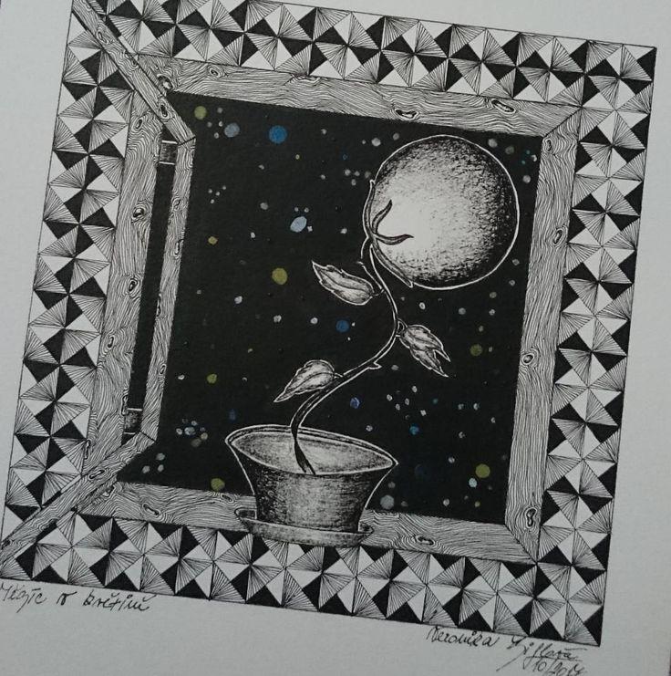 """18 To se mi líbí, 3 komentářů – Veronika Šiflová (@veja.beruska) na Instagramu: """"Měsíc v květině…"""""""
