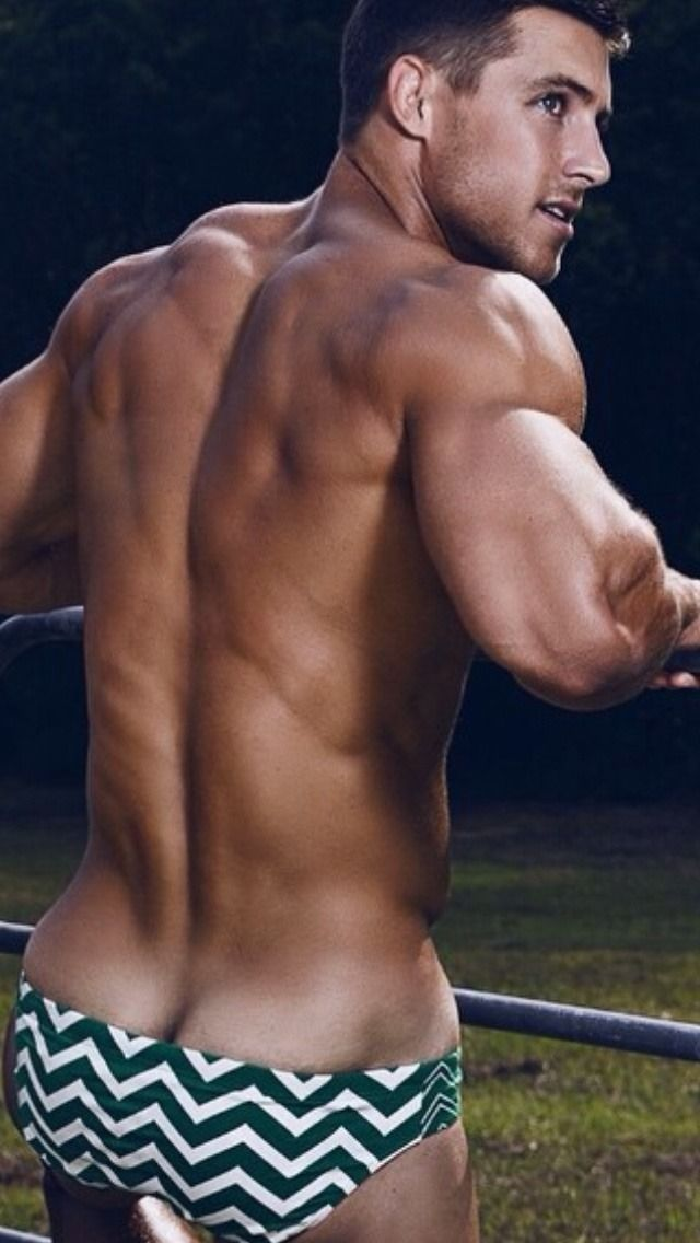 Sexy guys with big butts