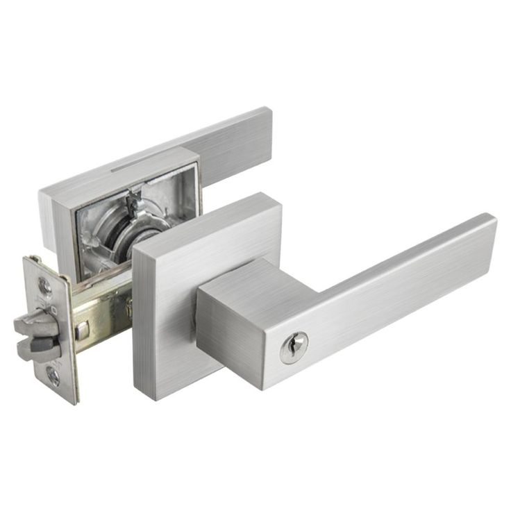 Lisabon Premium Stainless Steel Entry Door Lock