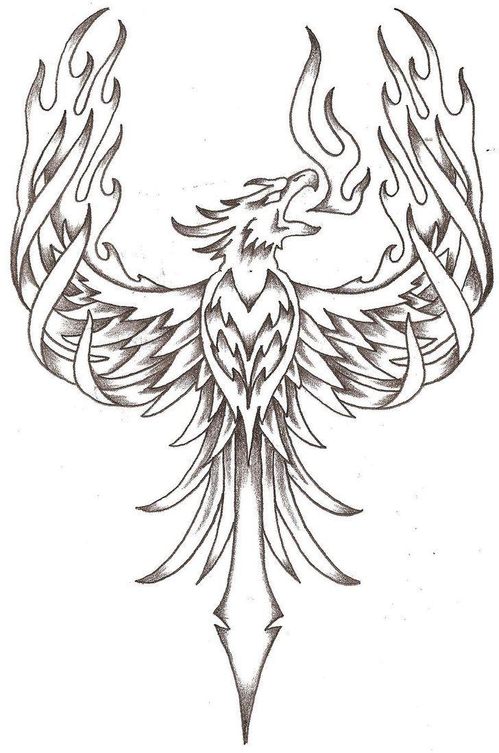 328 best Phoenixbird Tats & Others images on Pinterest ...