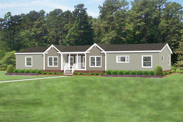 The Cavalier Cav Home Plan Mobile Floor Plans Modular Homes