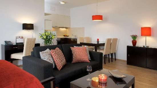 Fraser Residence Budapest- $84, has shuttle