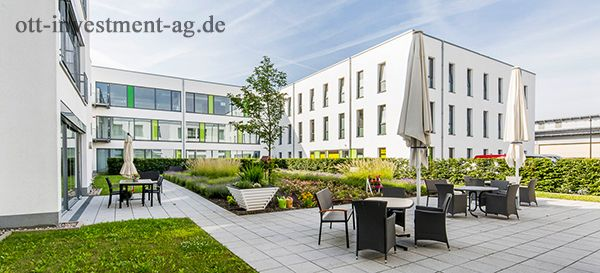Pflegeimmobilie als Kapitalanlage in Köln-Widdersdorf jetzt im Vertrieb. Das Pflegeheim ist 2011 erbaut worden. Insgesamt können 80 Pflegeapartments als Einzelzimmer erworben werden. Mietrendite 4,2%.  Mehr über die Immobilie erfahren Sie hier: http://www.ott-kapitalanlagen.de/pflege-immobilien/pflegeimmobilie-als-kapitalanlage-in-koeln.html