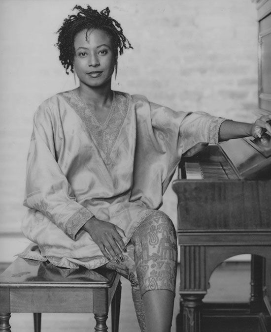 Geri Allen is an American composer/pianist educator jazz pianist, raised in Detroit, Michigan, and educated in the Detroit Public Schools.