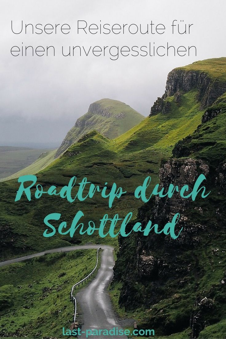 Die Reiseroute für einen unvergesslichen Roadtrip nach Schottland. Alle Etappen, Highlights und Sehenswürdigkeiten auf unserer zweiwöchigen Rundreise durch Schottland. – LJP Photography