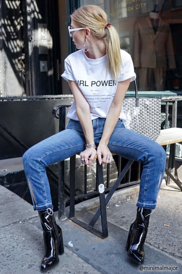FOREVER 21 Girl Power Graphic Tee    teen  teenage  fashion  style  vacation  beach  college  summer + spring  womens  outfits  casual  romper  first day  school  fall + winter  sweater          Disclosure: Please note the  link is an affiliate link  which means-at zero cost to you-I might  earn a commission if you buy  something through my links.