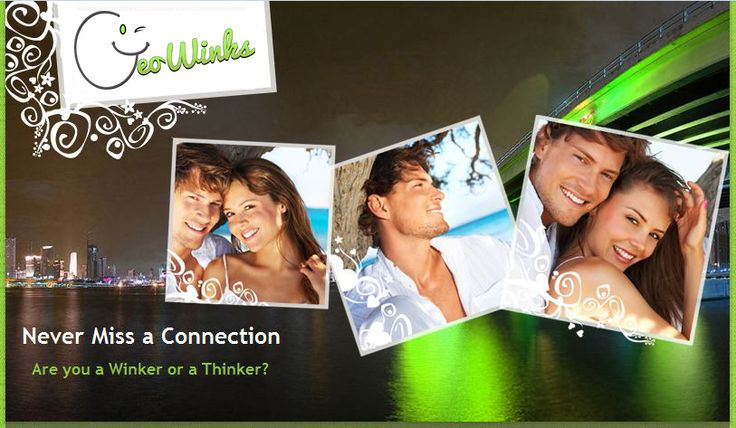 GeoWinks #dating application is the bomb!