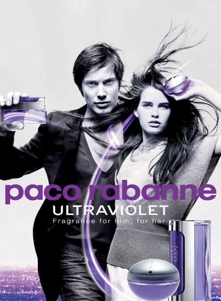 Images de Parfums - Paco Rabanne : Ultraviolet