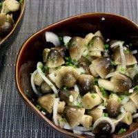 Marinated Canned Mushrooms (550x355) from Olga