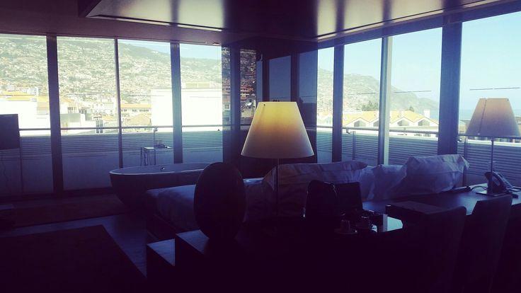 Panoramic Suite - Hotel The Vine - Madeira Island