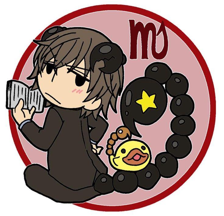 Kamijou Hiroki - scorpio Junjou Romantica - Junjou Egoist 純情ロマンチカ 上條 弘樹