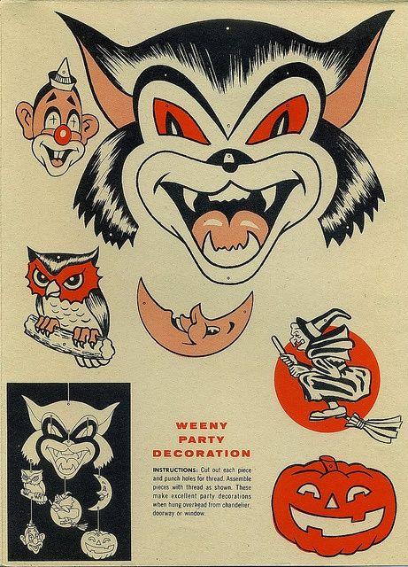 335 best Hallowe\u0027en Crafts and Decorating Ideas images on Pinterest - halloween arts and crafts decorations