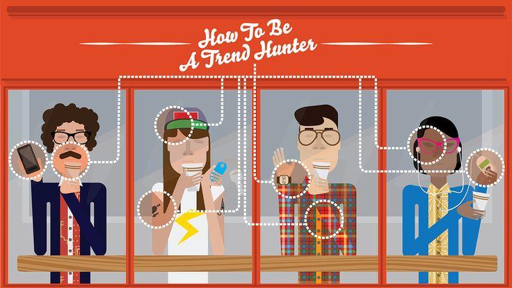 Trend Hunter by Noa Ward
