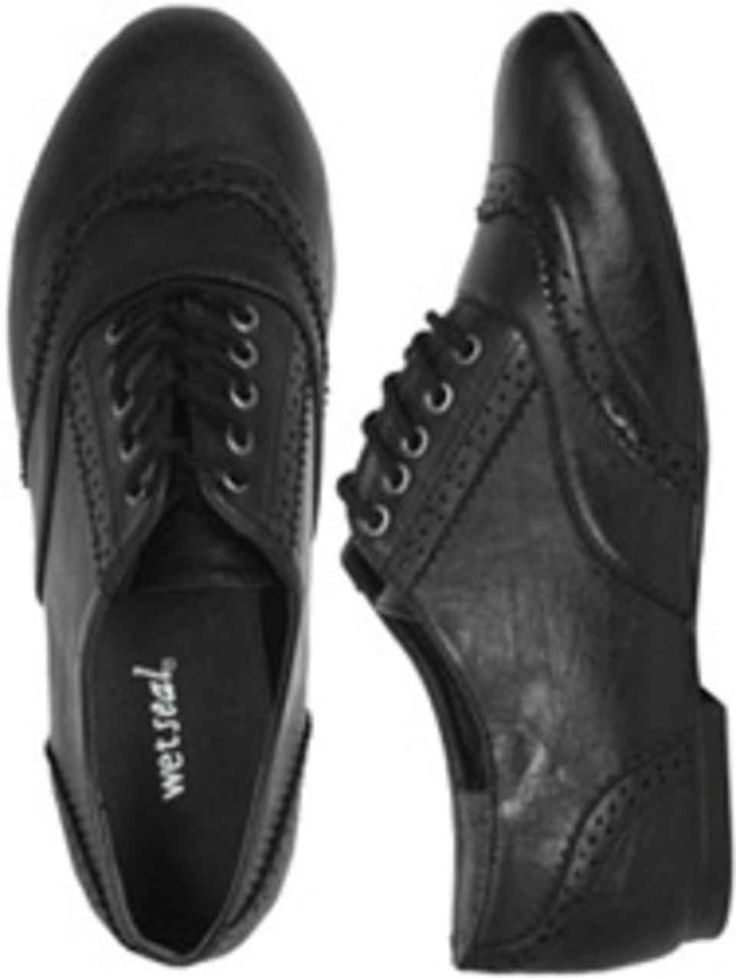 Fabulous Find of the Week: Wet Seal Oxfords - College Fashion