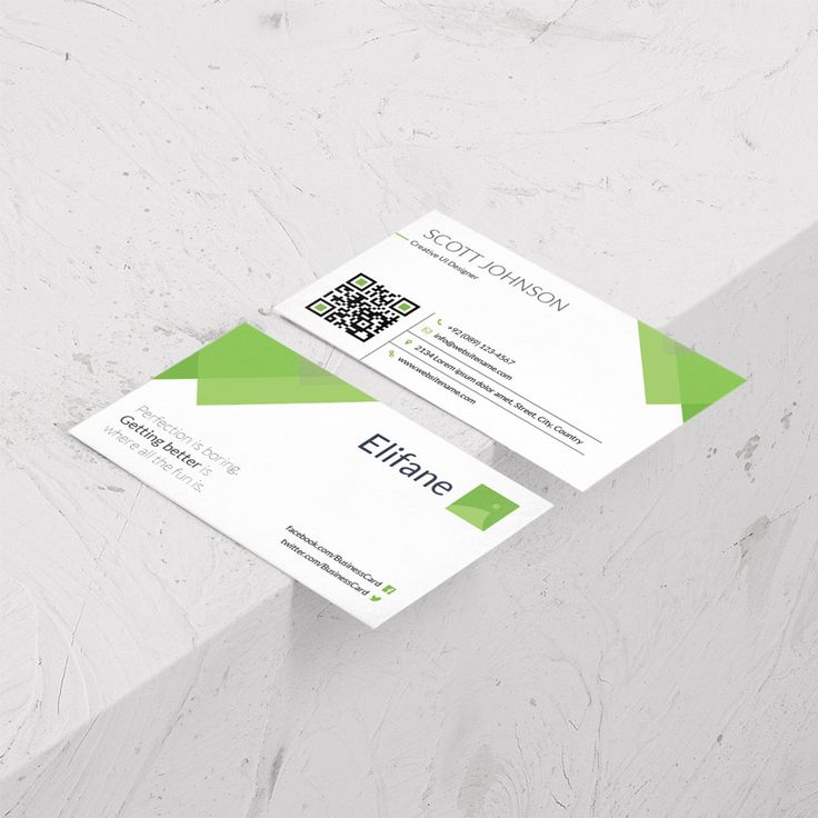 29 best business card design ispiration images on pinterest