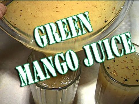 Aam Ka Panna Recipe\Raw Mango Juice (Indian Style)\Healthy drinks for healthy life