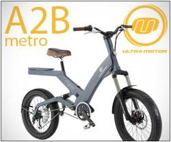 A2B Metro eBike - $2700