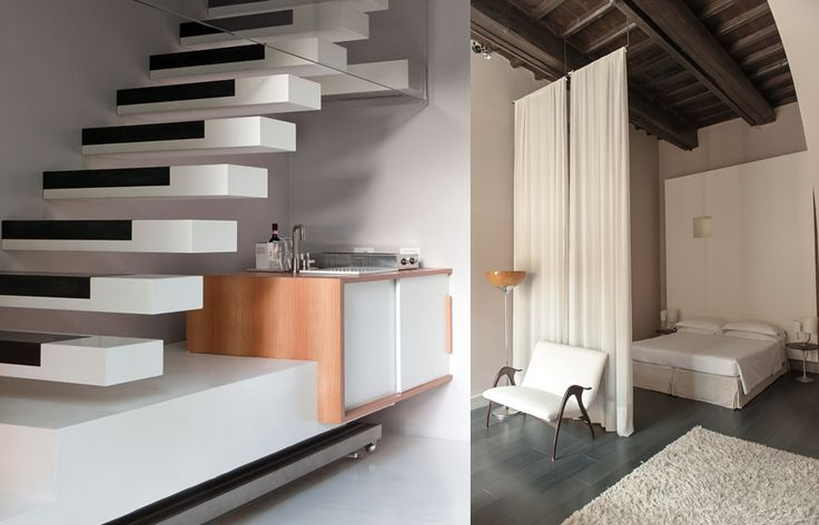 Superior Deluxe Studio. Riva Lofts Florence, Italy. © Riva Lofts