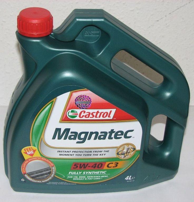 Castrol Magnatec 5w40 4 Literes Motorolaj  Az egyedi alapolaj kombináció eredményeként az olaj szinte mágnesként tapad a motor belső felületeire, így mintegy negyedére csökkenti a kritikus indítási-felmelegedési szakaszban jelentkező kopást.  http://www.motorolajker.hu/Castrol_Magnatec_5w40___4_Literes__Motorolaj-3433.html