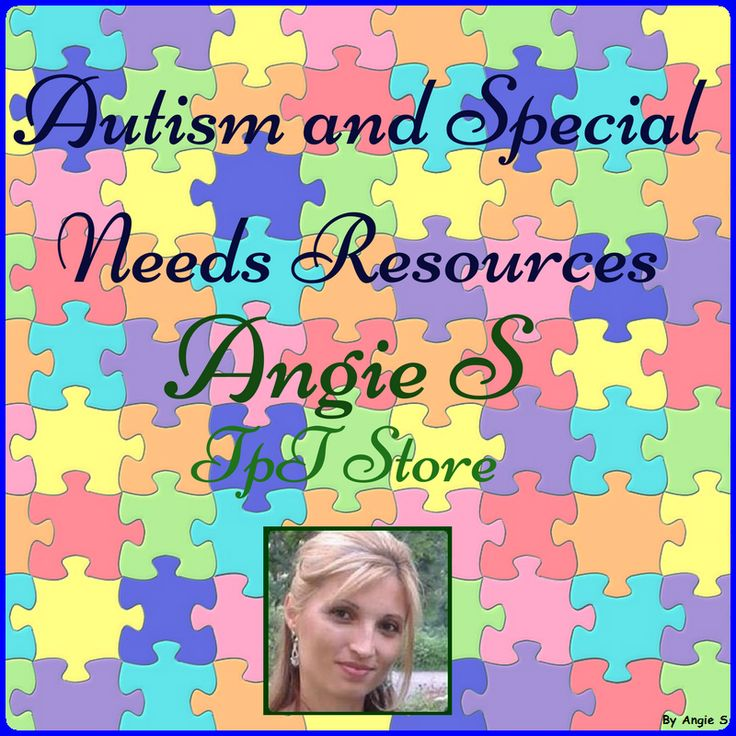 Amazing Teaching Resources for students with autism and special needs. Most of the printables use real life pictures that work great for early intervention, ABA therapy, TEACCH, OT, Speach Language Tharapy. these resources are also very useful for Kindergarten, Preschool and ESL students! #autism #ABA #TPT #ESL #printable #teachingresources