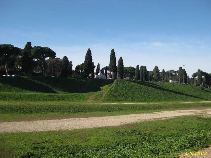 Roma:Circo Massimo_(Foto di Maurizio Santini).