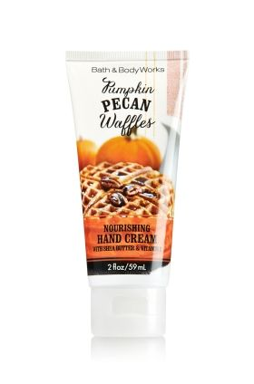 Bath & Body Works Nourishing Hand Cream - Pumpkin Pecan Waffles