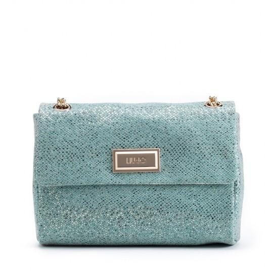Blauwe handtas | Famousbox