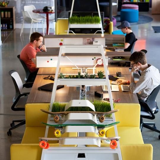 awesome office spaces. bivi board rack u0026 modern office tools awesome spaces