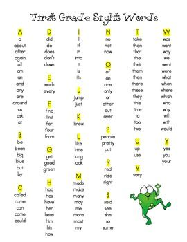 Sight Word Dictionary Freebie!