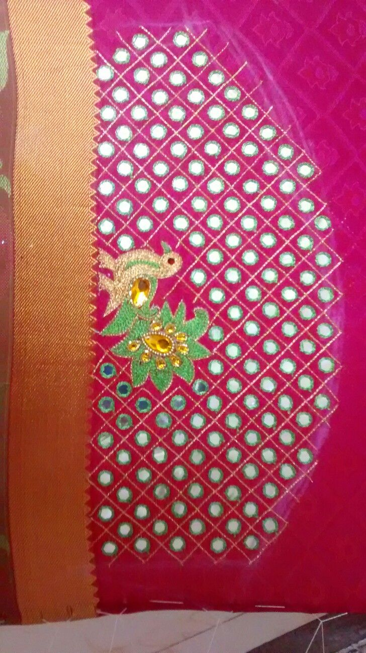 10 best embroidery videos images on pinterest hand embroidery blouse designs blouse patterns modern saree mirror work blouse wedding blouses pink saree kutch work saree blouse embroidery works bankloansurffo Images