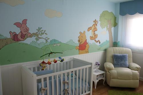 Mejores 10 im genes de habitaciones de los lectores en for Habitaciones infantiles disney