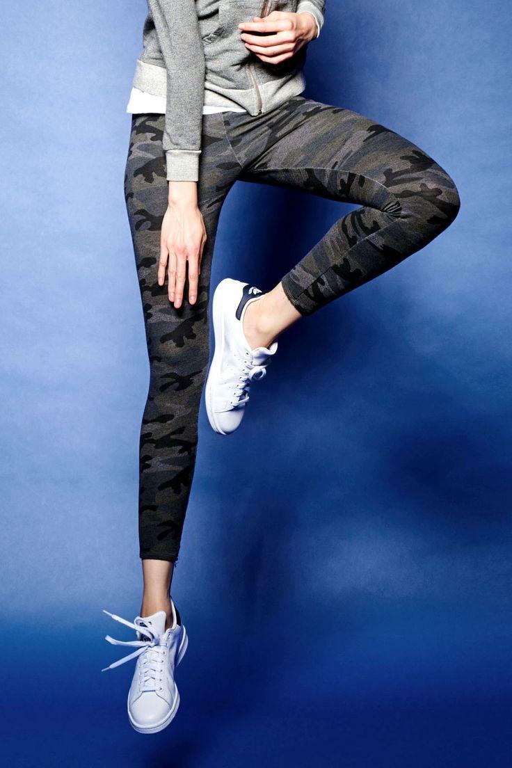 Sundry Camo Yoga Pant from Sundry