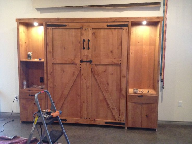 16 best images about suite dreams murphy beds on pinterest for Murphy garage doors