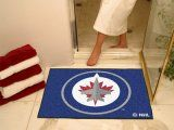 Winnipeg Jets Allstar Door Mat. $34.99 Only
