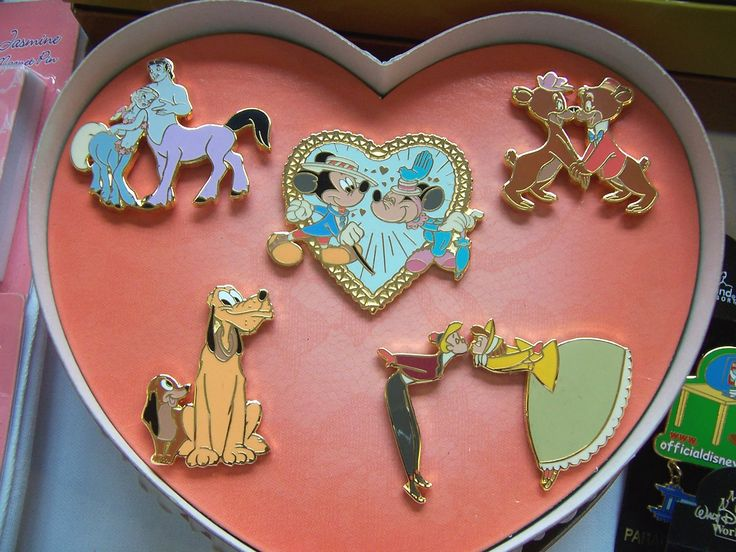 Small was big, whether it was from rare Disney pins and ...