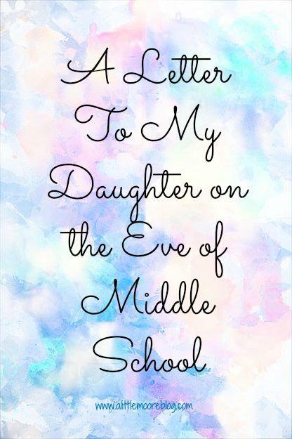 letter to my daughter essayist