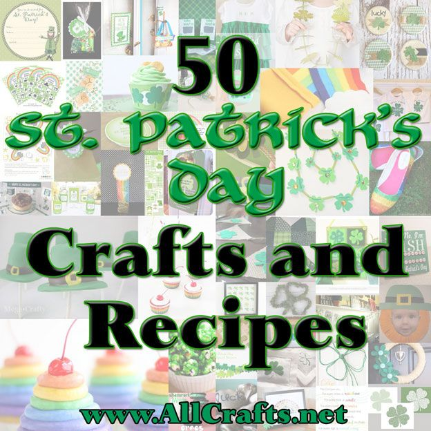 106 best st patricks day images on pinterest patrick o for 101 crazy crafting ideas