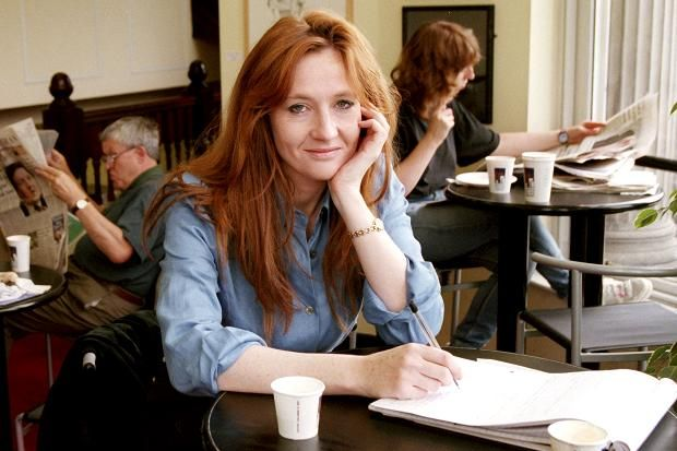 J. K. Rowling's Top 10: Good Tips for Writing a Book #WriteTips #Writing