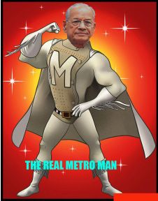 Story of a real Indian superhero