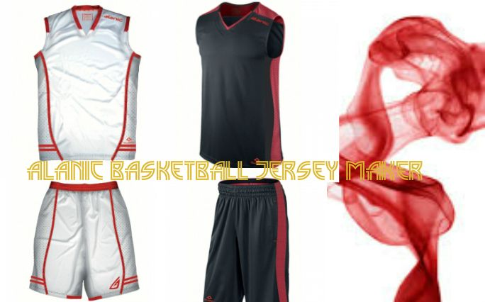 design a basketball jersey