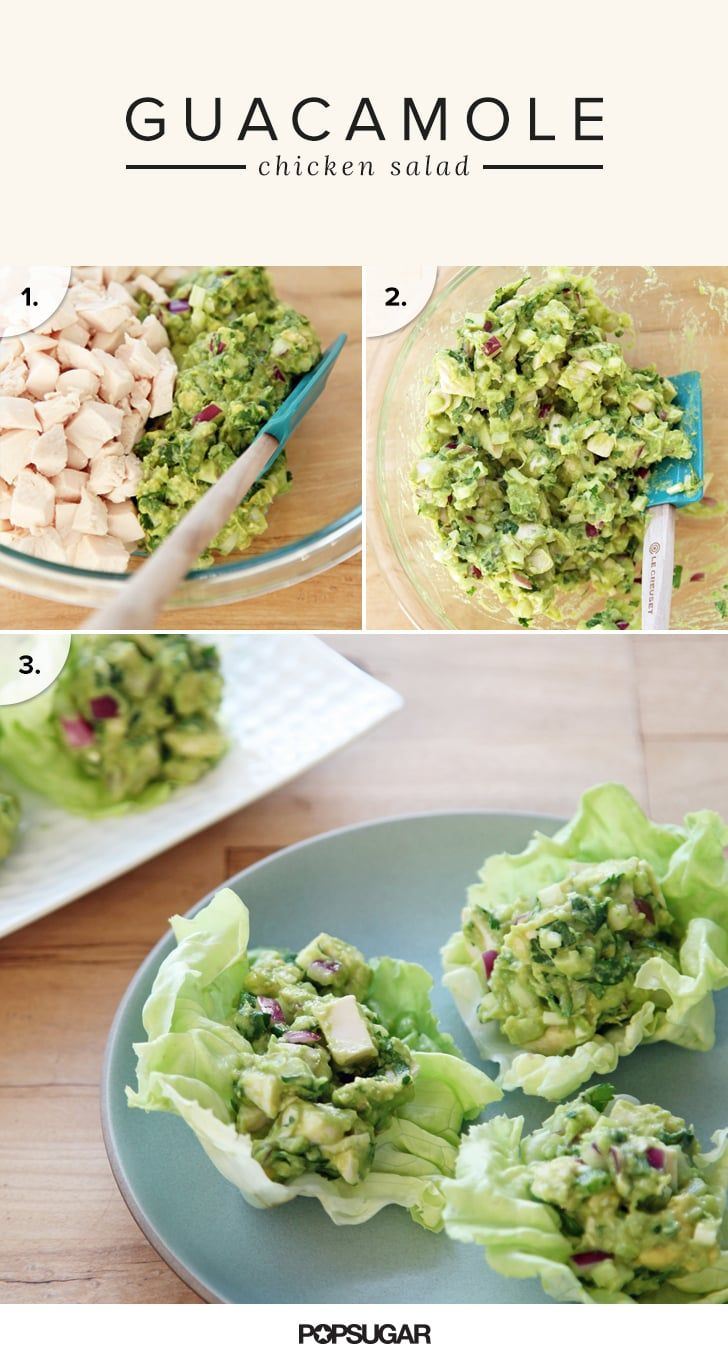 A Chicken Salad Recipe That Might Just Convert Haters Recipe Guacamole Chicken Chicken Salad Guacamole Chicken Salad Recipe