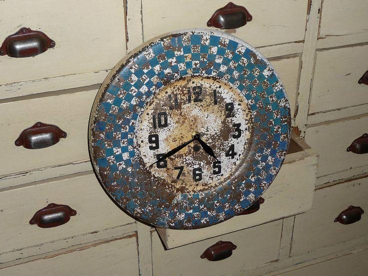 Populaire Les 25 meilleures idées de la catégorie Horloges anciennes sur  VC57