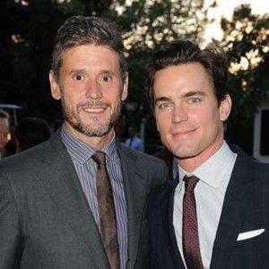 Simon Halls – Actor Matt Bomer's Husband - WAGCELEBRITY.COM