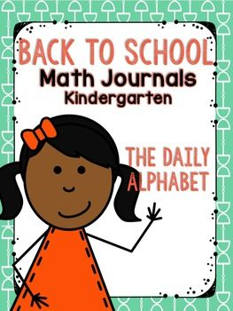 Building the foundation of number sense is a crucial skill that students must learn before moving on to concepts that are more difficult. This pack of math journal activities for kindergarten will help your students to gain the necessary skills.    This packet is only editable in the event of an error!!  If you would like more math journals, click the links below!!  Fall Kindergarten Math Journals  Winter Kindergarten Math Journals  Spring Kindergarten Math Journals
