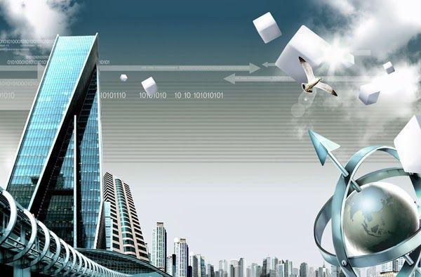 قلعة الفوتوشوب العربية ملفات Psd تصميم معمارى مفتوح المصدر روعة Modern City City Design Psd Background