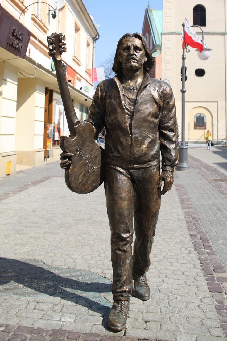 Tadeusz Nalepa - Rzeszow guitarist, father of Polish blues
