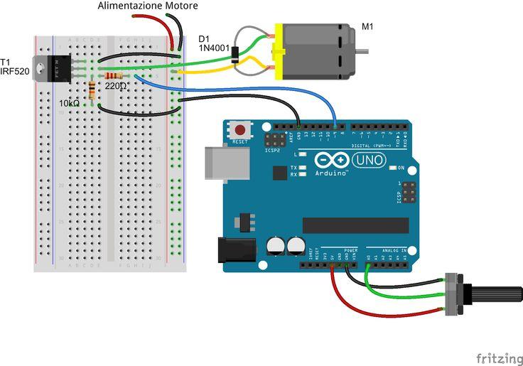 Questo tutorial si pone l'obiettivo di illustrare, in modo semplice, come utilizzare un MOSFET per pilotare carichi con Arduino. Infatti grazie a questo componente potremo controllare dispositivi che necessitano una (relativamente) alta quantità di corrente, come strisce led, motori, riscaldatori, solenoidi, e molto altro.