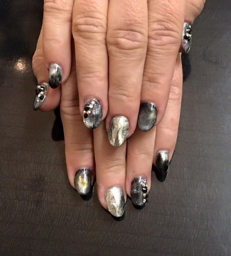 Metallic colours :)